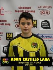 ADAM CASTILLO