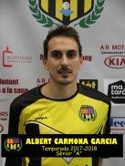 ALBERT CARMONA