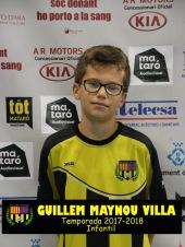 GUILLEM MAYNOU