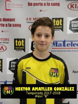 HECTOR AMATLLER