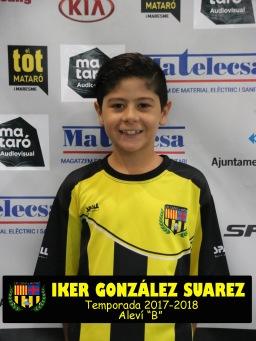 IKER GONZALEZ