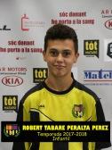 ROBERT TABARE PERALTA