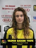 YASMIN GASCON