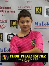 YERAY PELAEZ
