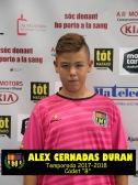 ALEX CERNADAS