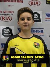 OSCAR SANCHEZ
