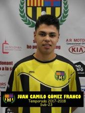 JUAN CAMILO GOMEZ