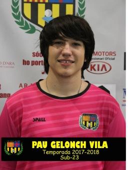 PAU GELONCH