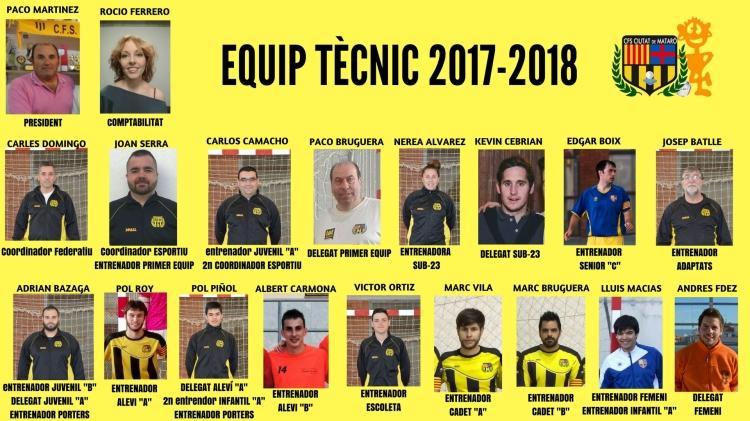 equip tècnic 2017-2018 (1)