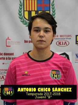 ANTONIO CHICO