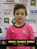 BORJA FRANCO
