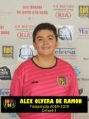 ALEX OLVERA