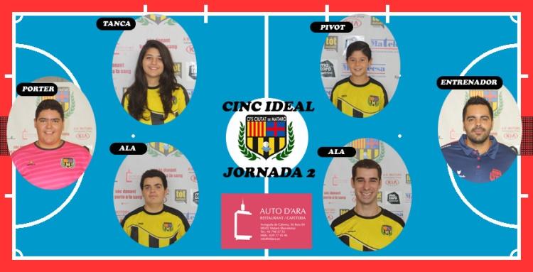 CINC IDEAL JORNADA 2