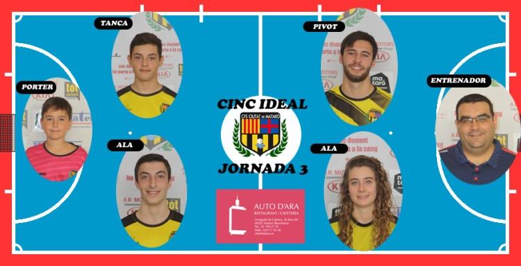 CINC IDEAL JORNADA 3
