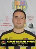 GERARD PALLARES