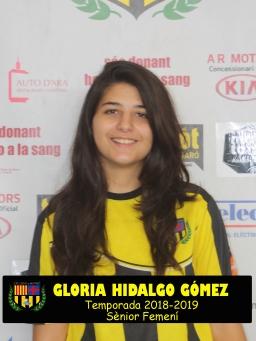 GLORIA HIDALGO