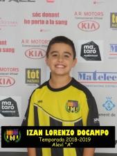 IZAN LORENZO
