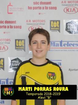 MARTI PORRAS