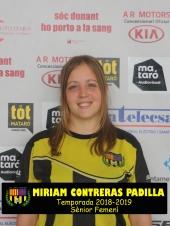 MIRIAM CONTRERAS
