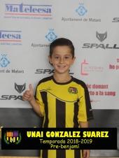 UNAI GONZALEZ