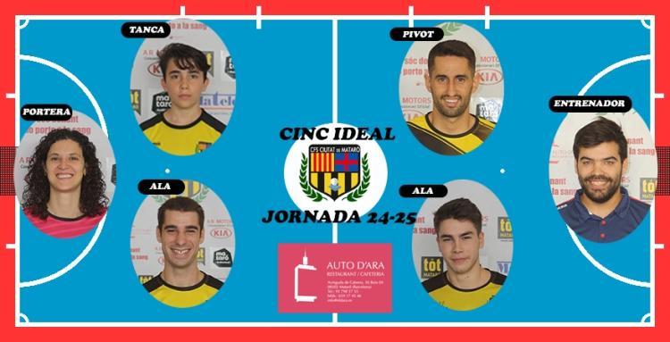 CINC IDEAL JORNADA 24-25